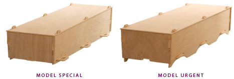 ECOBoard Coffin