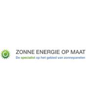 ZONNE ENERGIE OP MAAT
